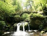 De mooiste waterval van Luxemburg