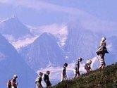 Heerlijk in de Zwitserse bergen met kinderen