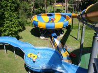 Bosbad Hoeven met waterpark Splesj