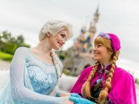 Disneyland Frozen Summer