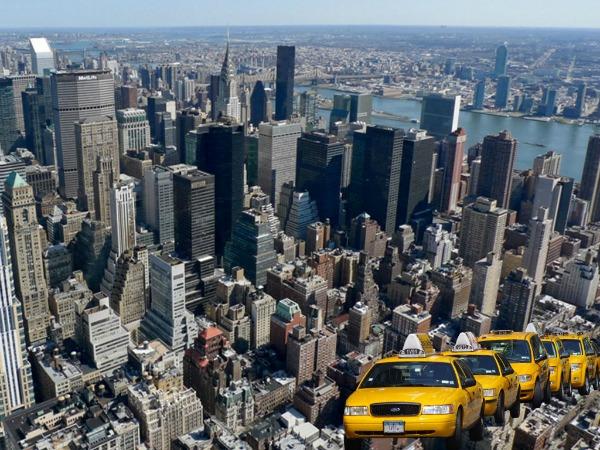City trip New York