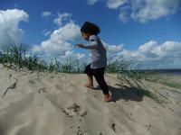 Genieten op het strand in Zeeland