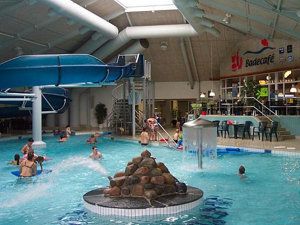 Het mooie zwembad van Danland Blokhus