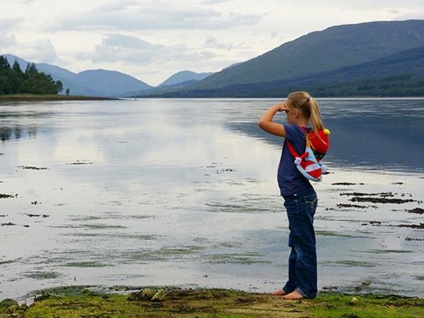 Speuren naar het monster van Loch Ness