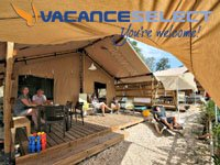 Country Lodge tent van Vacanceselect