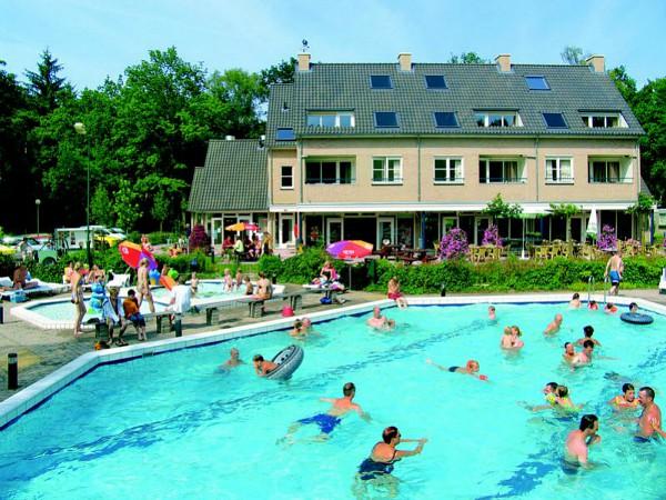 Zwembad bij de Bonte Vlucht