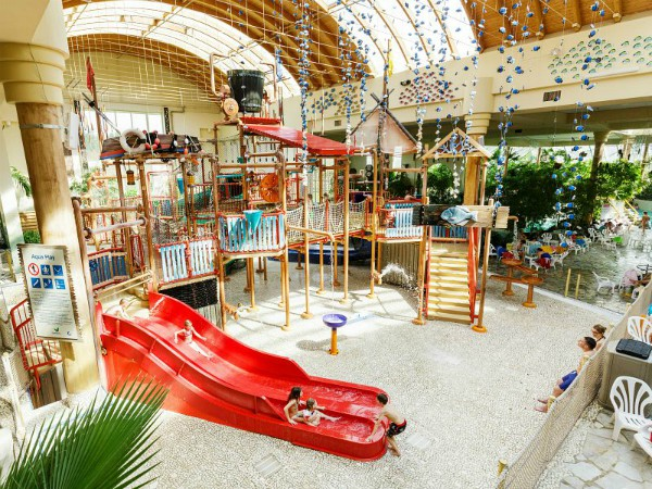 Het Water Playhouse bij Centerparcs Hochsauerland