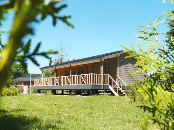 Chalet op vakantiepark Moulin de Hotton
