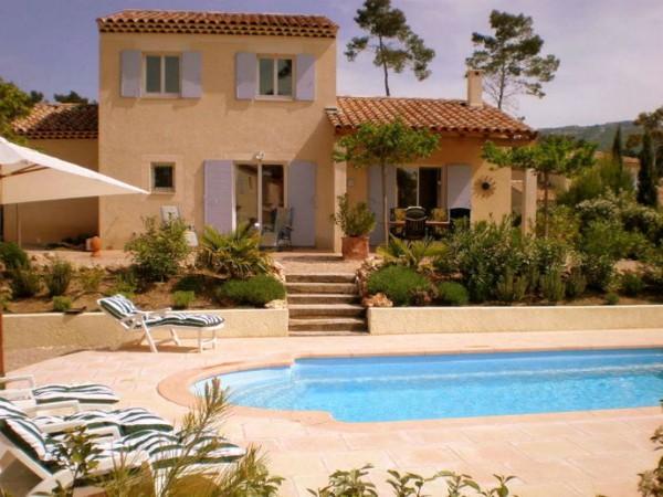 Vakantiewoning met zwembad bij Jardin du Golf