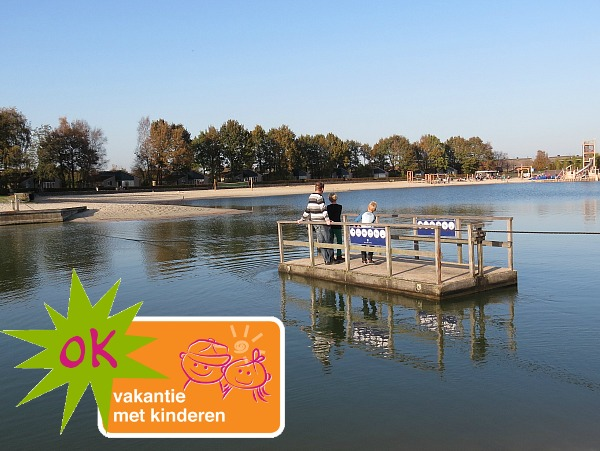 Het Hof van Saksen kreeg het Vakantie met Kinderen Keurmerk