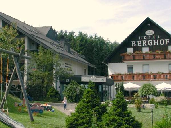 speeltuintje bij hotel Berghof
