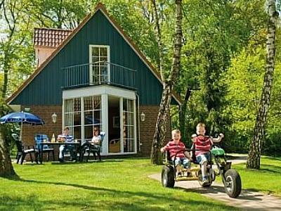 Mooie bungalow bij Landal Dwergter Sand