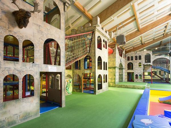 landal sonnenberg indoor speelhal