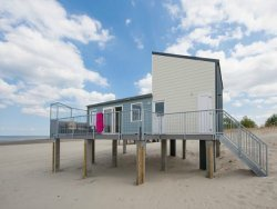 Strandhuis bij Roompot Beach Resort