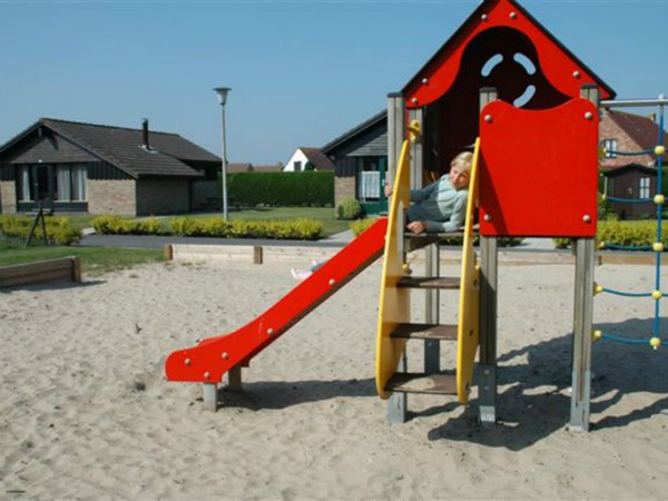 Speeltuintje bij Marinapark
