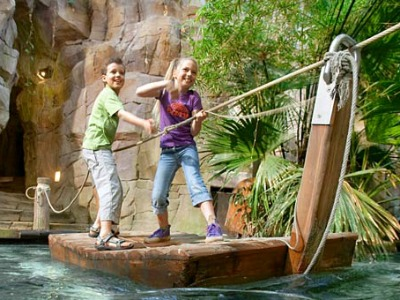 Discovery Bay in Centerparcs Vossemeren