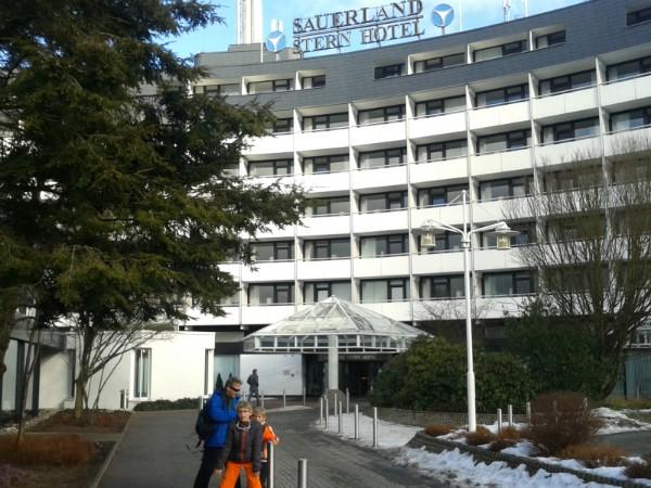 Het Sauerland Stern hotel