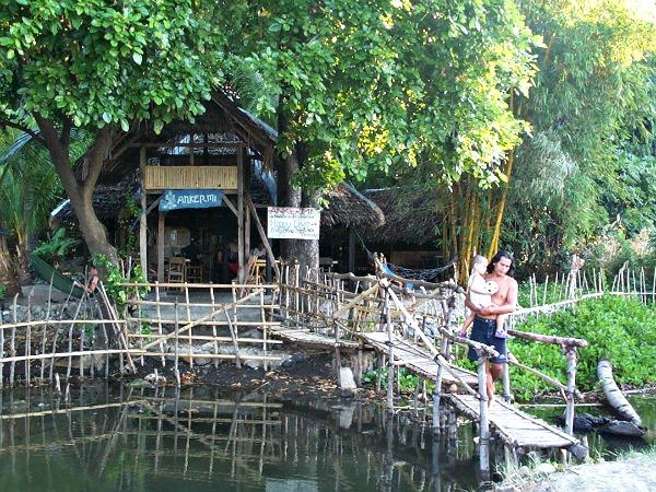 Eén van de vele bijzondere plekjes in Indonesië