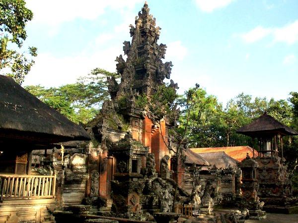 Prachtige Balinese tempel