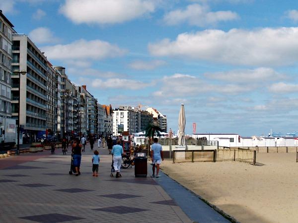 De Boulevard van Knokke