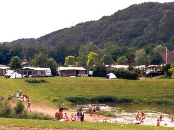 Camping in de mooie omgeving van het Sauerland