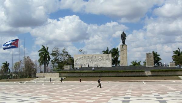 Het Che Guevara Memorial in Santa Clara