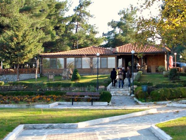 Het Dadia Ecotourism Centre