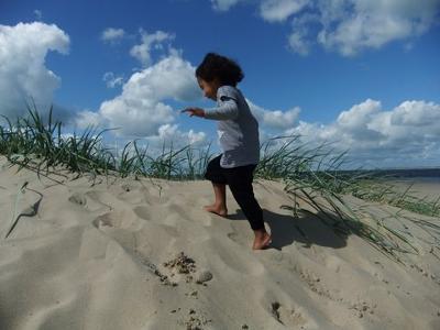 Ontdekkingstocht door de duinen