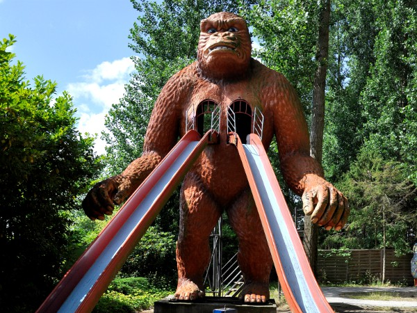 Leuke glijbanen bij Familiepark Harry Malter