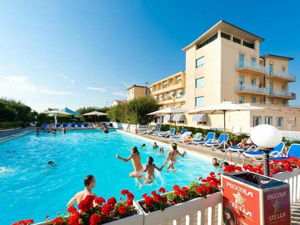 Kindvriendelijk hotel Stella Marina in Toscane