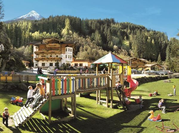 Prachtige kindvriendelijke accommodaties in de bergen