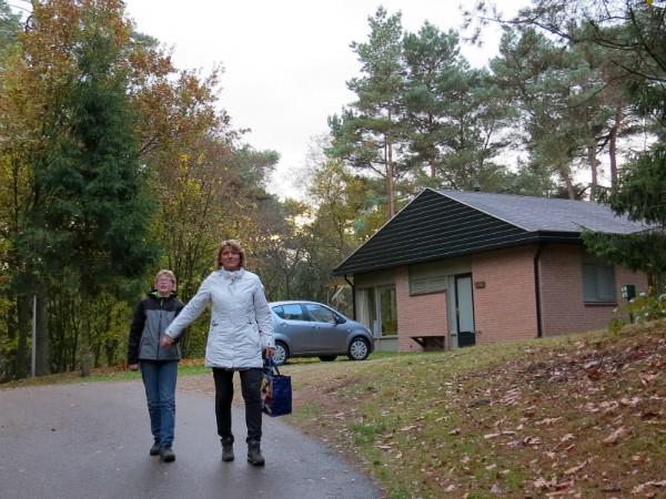 Vakantiehuisjes in de bossen bij Kindvriendelijke vakantieparken op de Veluwe