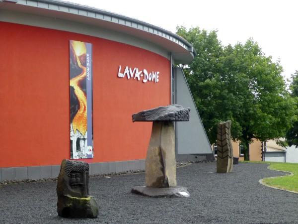 De Lava Dome in Mendig