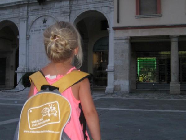Op stap in het mooie Rimini