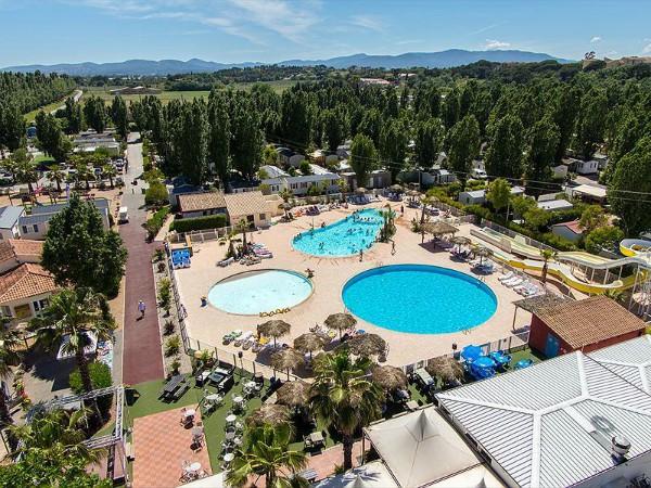 Vakantiepark Siblu Montourey in Frankrijk