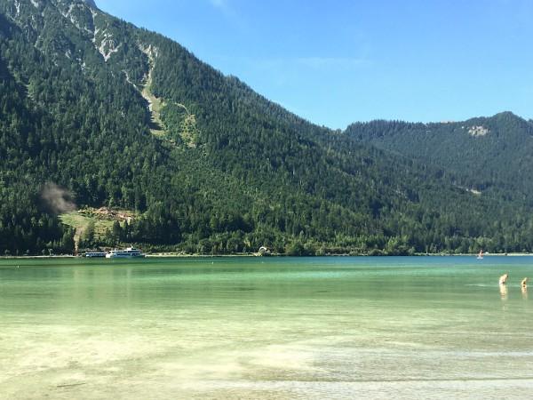 De Achensee in Tirol