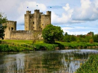 Trim Castle in de Boyne Valley
