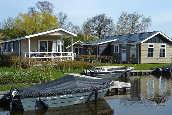 Huisje op Vakantiepark Giethoorn