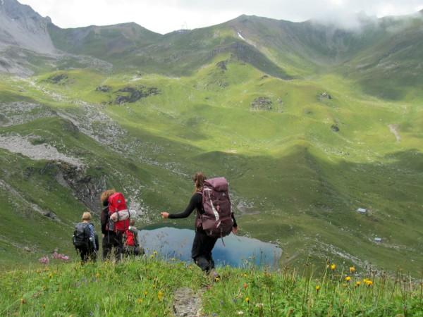 Prachtige wandeltochten in de Zwitserse bergen