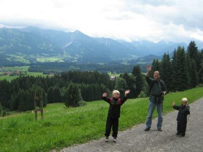 Wandelen in de Allgauer Alpen