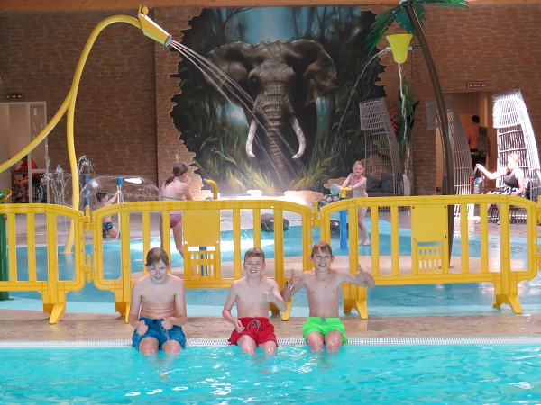 Zwembad Safari Resort Beekse Bergen