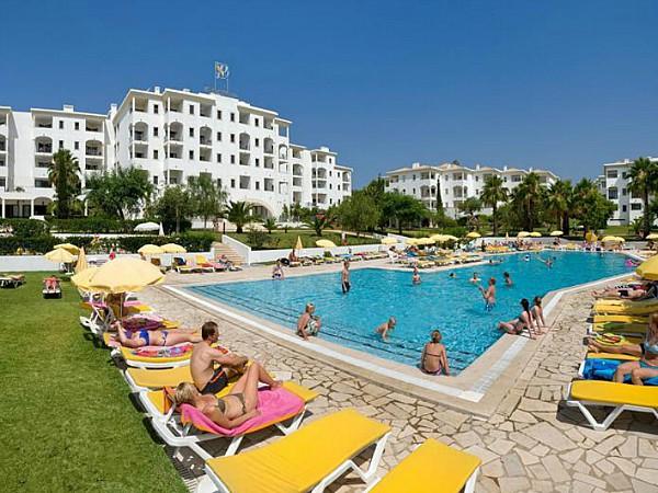 Zwembad Vila Petra