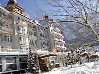 Club Med resort Wengen