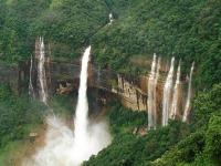 Air Terjun waterval op Bali