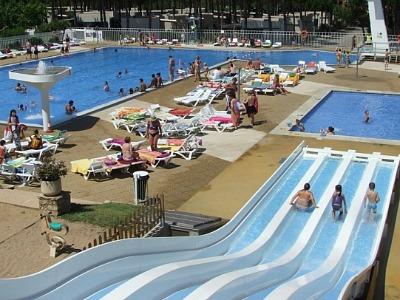 Campings In Spanje Met Glijbanen