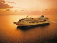Eén van de kindvriendelijke cruiseschepen