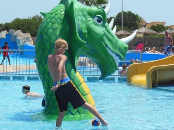 Waterpark Aqua Rock