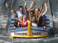 Water-attractie in Europa-Park