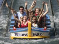 Europapark in Duitsland