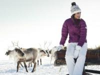 Avontuur in Lapland
